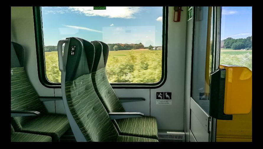 Koleje Mazowieckie: Bilet Turysty na letnie wycieczki.